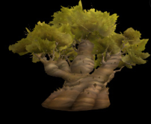 Wildstar Housing - Thorny Bulbtree
