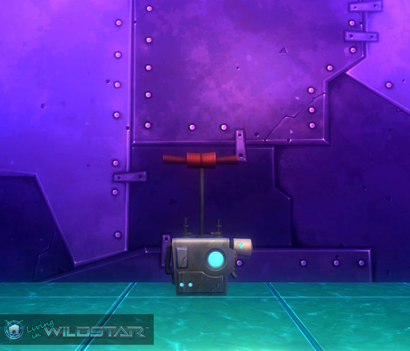 Wildstar Housing - Detonator (Bandit)