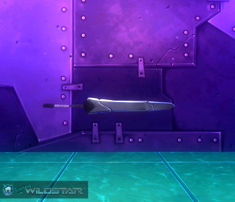 Wildstar Housing - Draken Sword