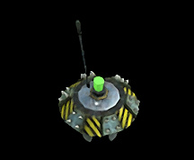 Wildstar Housing - Land Mine (Marauder)