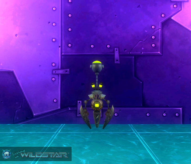 Wildstar Housing - Marauder Mining Drill