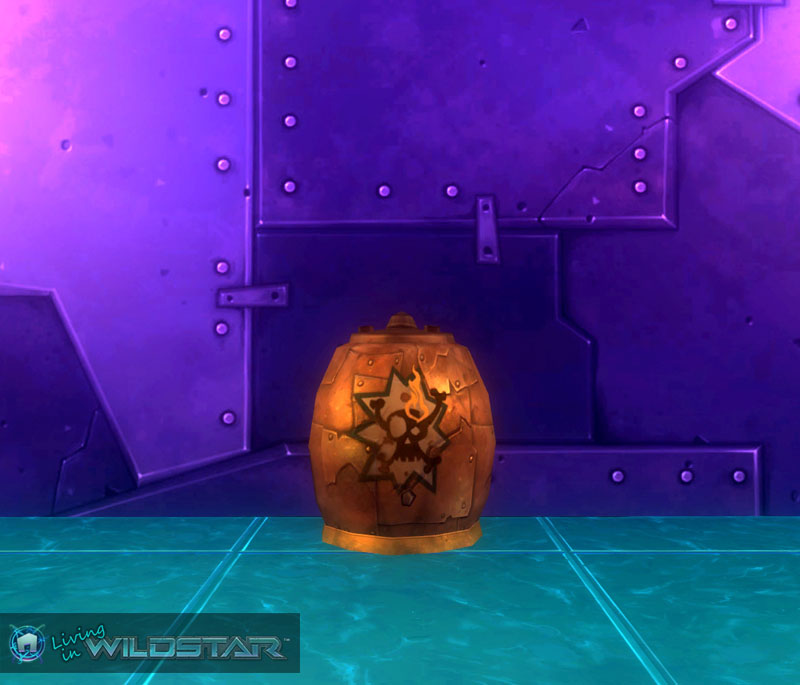 Wildstar Housing - Murgh Explosive