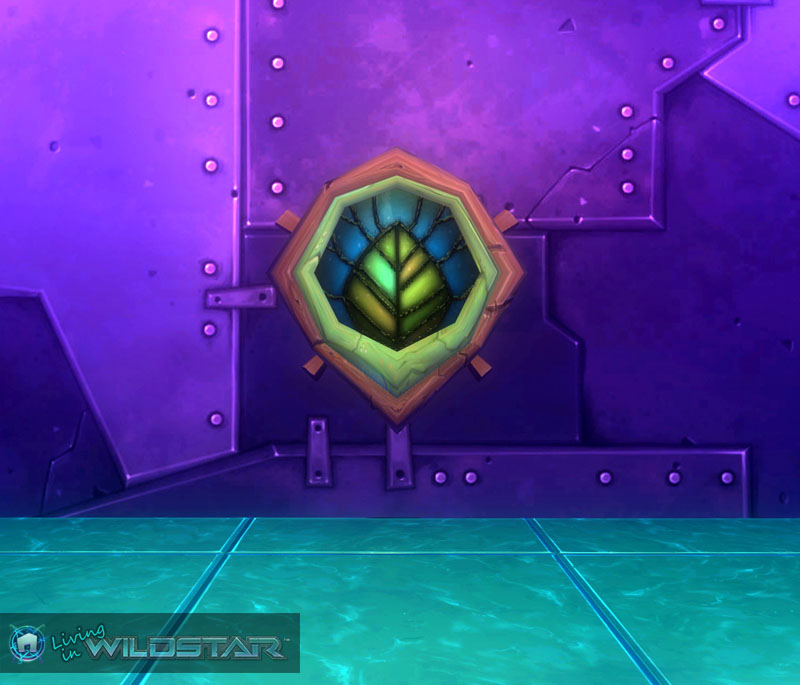 Wildstar Housing - Bug Window (Aurin)