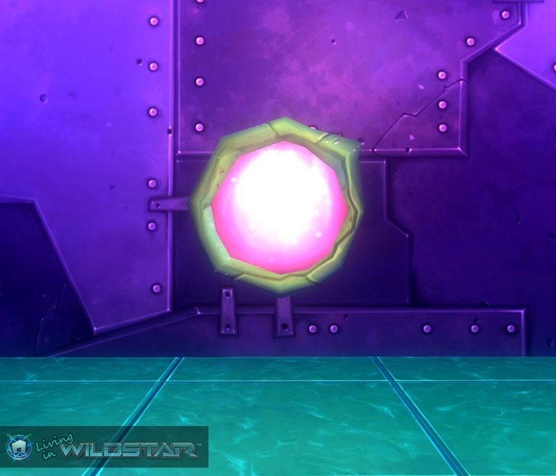 Wildstar Housing - Pink Window (Aurin)