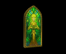 Wildstar Housing - Stained Glass Window (Knowledge)