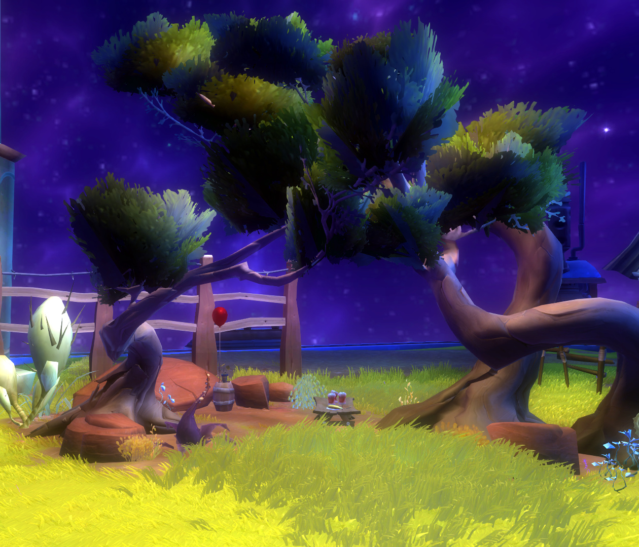 Wildstar Housing - Festival Tier 1