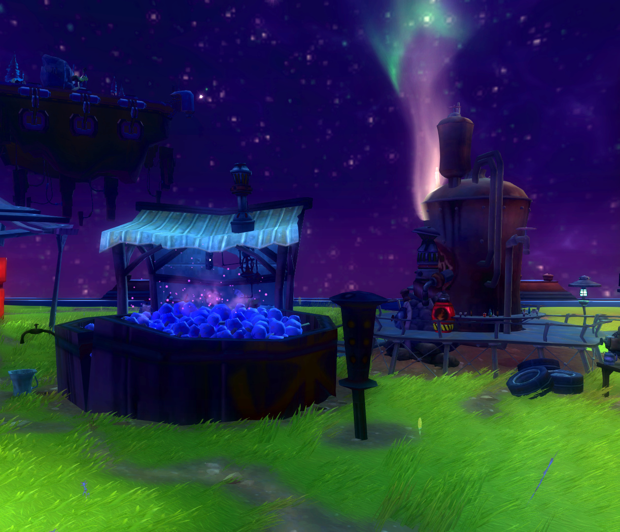 Wildstar Housing - This Ain't No Bathtub Hooch!