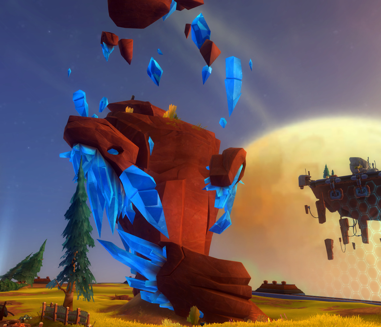 Wildstar Housing - Top of the World