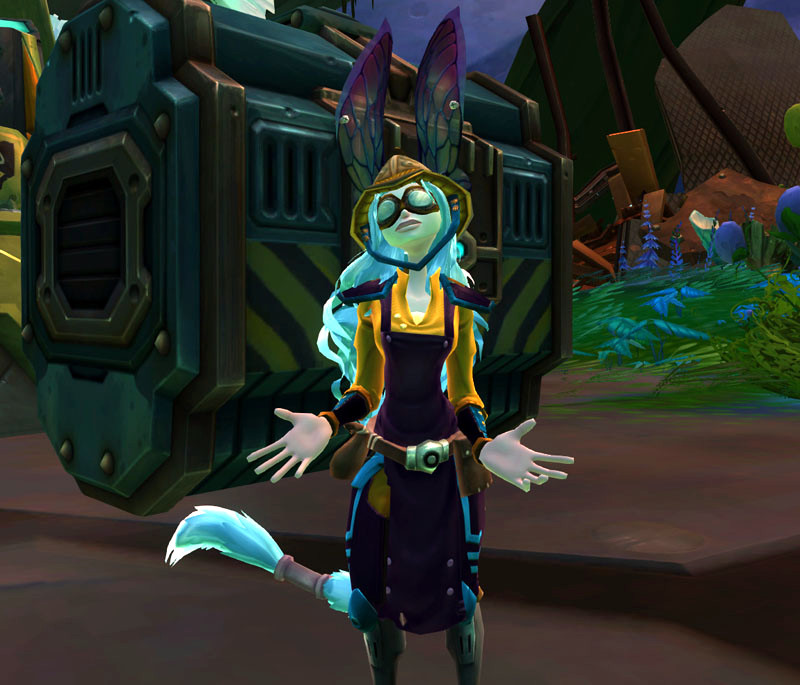 Wildstar Housing - Merchant Snowglimmer