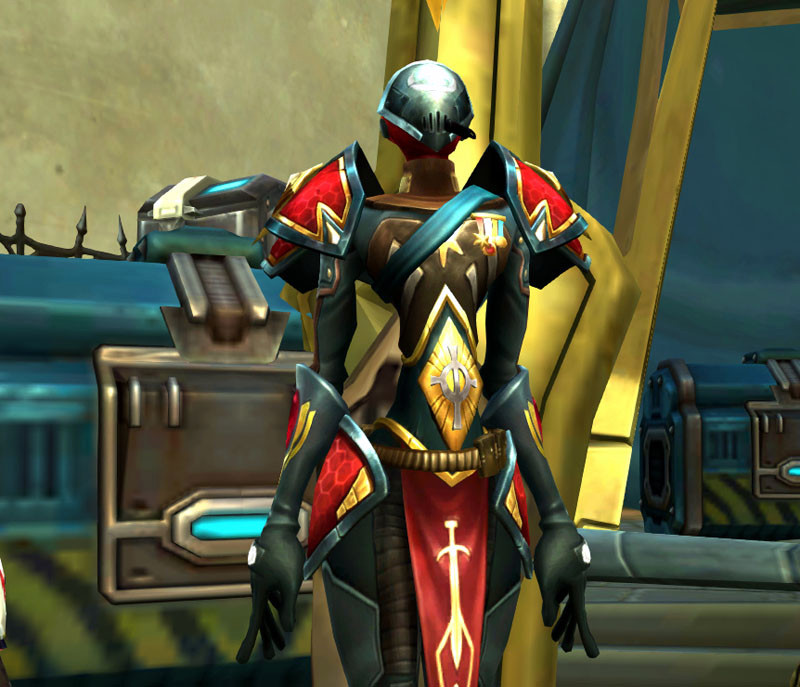 Wildstar Housing - Supply Officer Phenoxia